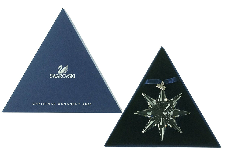 Swarovski 2009 Annual Edition Sparkling Star Ornament ...