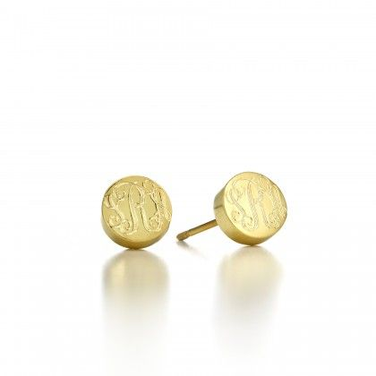 Charm & Chain | Lia Stud Earring - New Arrivals - Jewelry