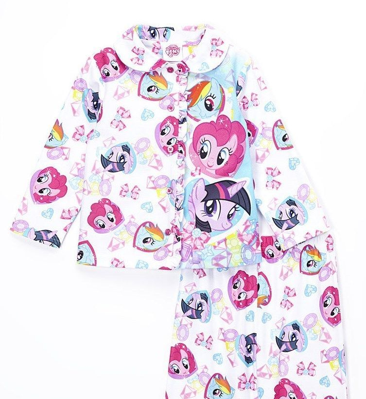 389d4dfc132e8 My Little Pony Girls 2pc Pajama Set Sz 4T New with Tags!! Great Gift!! Very  Cute  MyLittlePony  PajamaSet