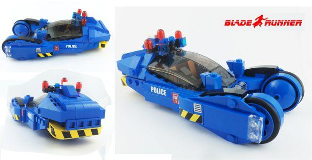 Blade Runner Spinner - Imgur   Lego   Pinterest   Lego and Legos