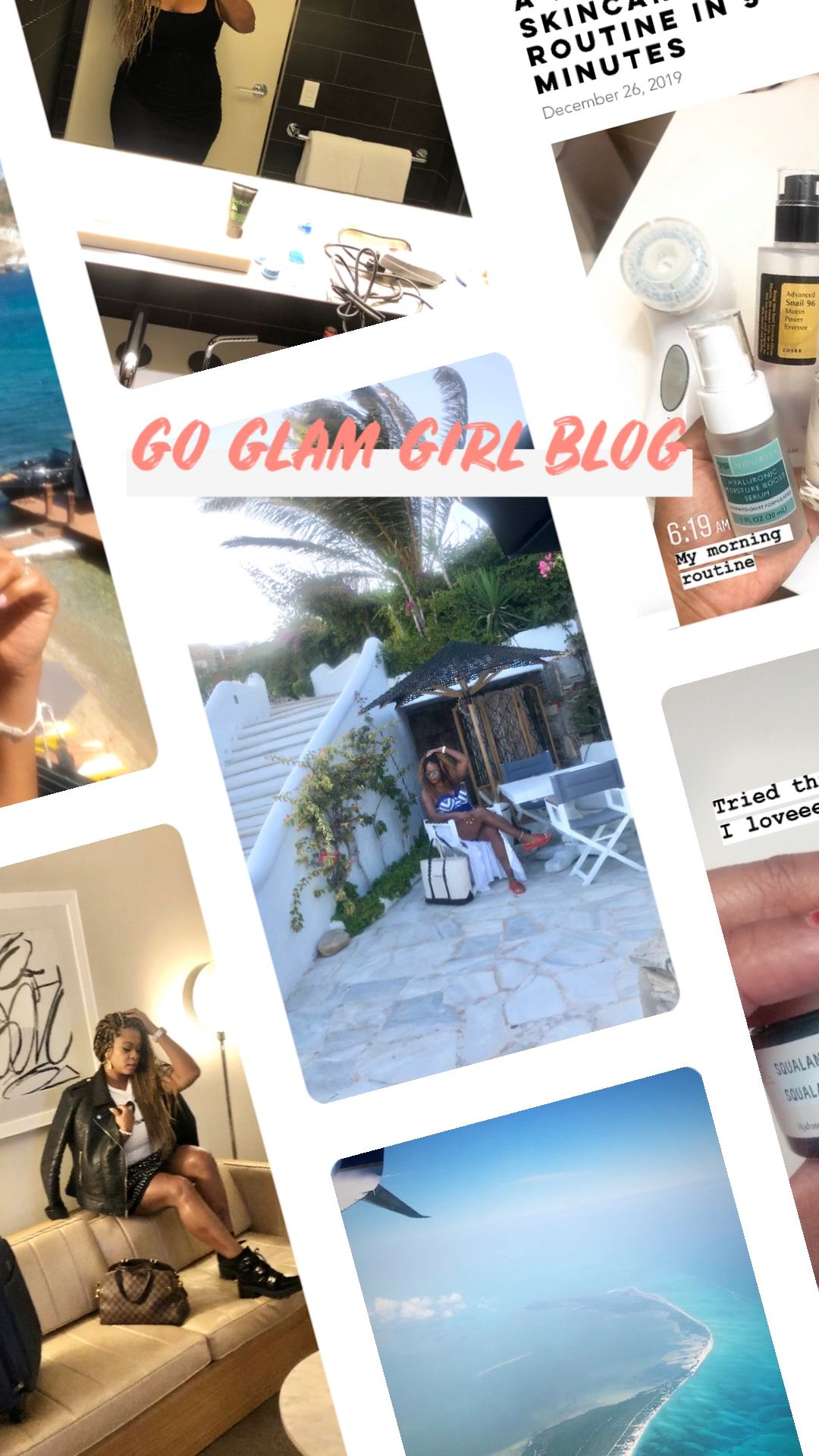 Blog for beauty, travel, and skincare tips #beautyblogger #blogger #travelblogger #travelblog #blackbloggers