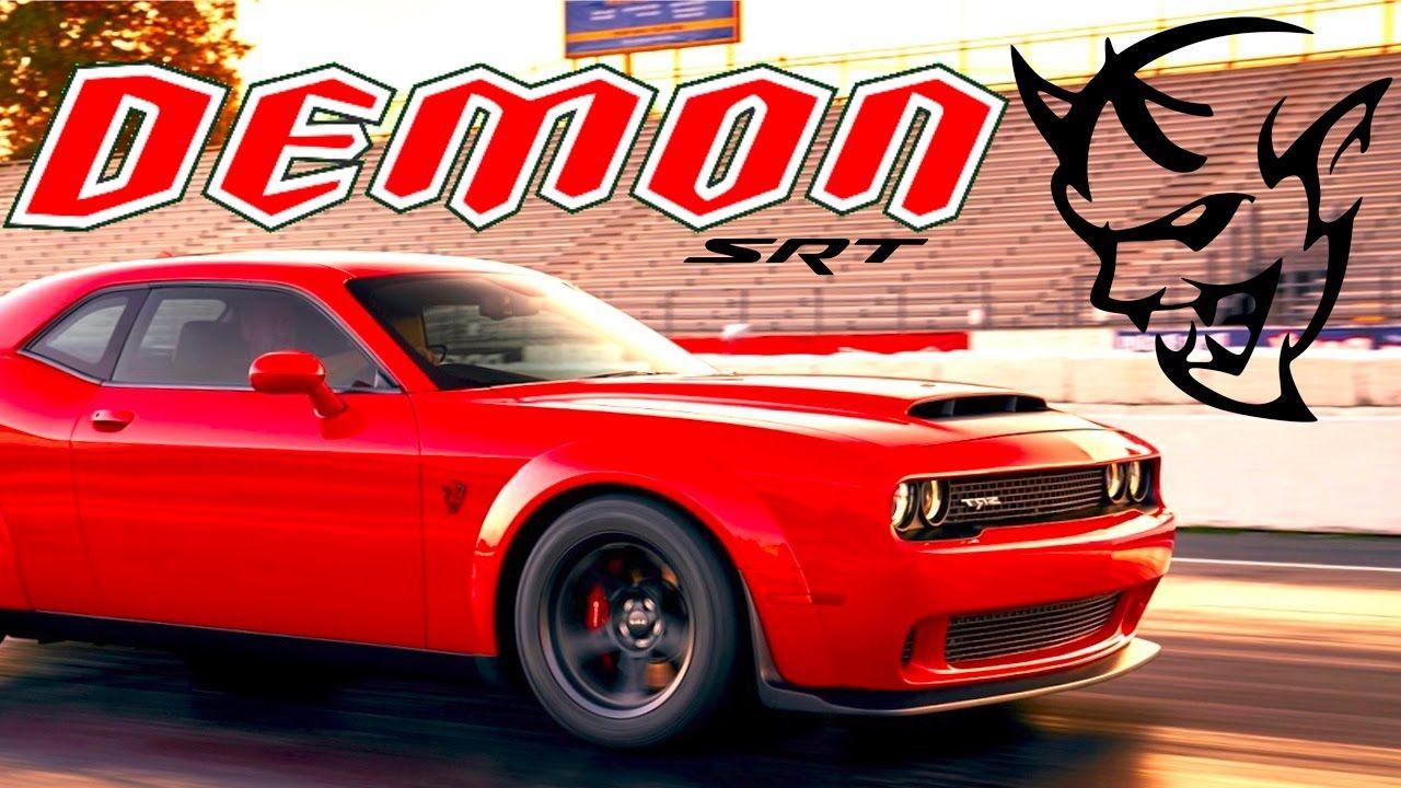 2018 Charger Demon >> 2018 Dodge Demon News Alert Leaked Horsepower 1023hp Dodge