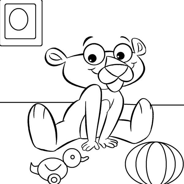 Baby Pink Panther Coloring Pages Bulk Color In 2020 Pink Panther Cartoon Cartoon Coloring Pages Baby Coloring Pages