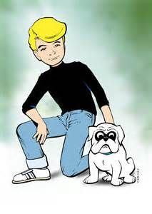 Johnny quest bing images ideal manga