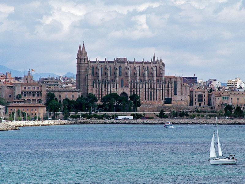 Catedral De Palma De Mallorca Palma De Mallorca Mallorca Catedral