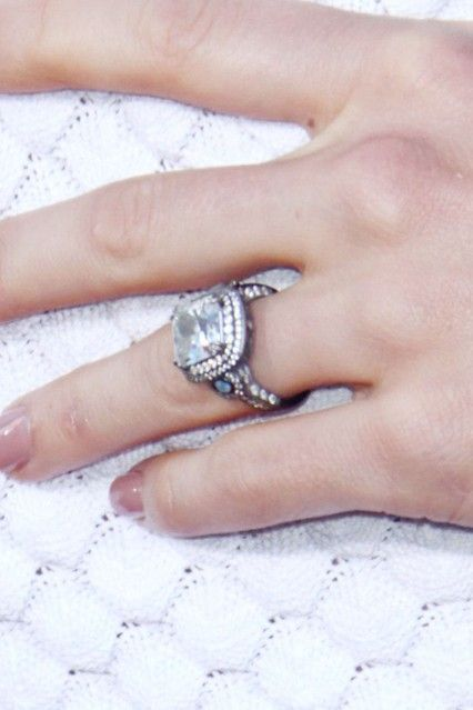 Jessica Biel's Engagement Ring! | Celebrity engagement ...