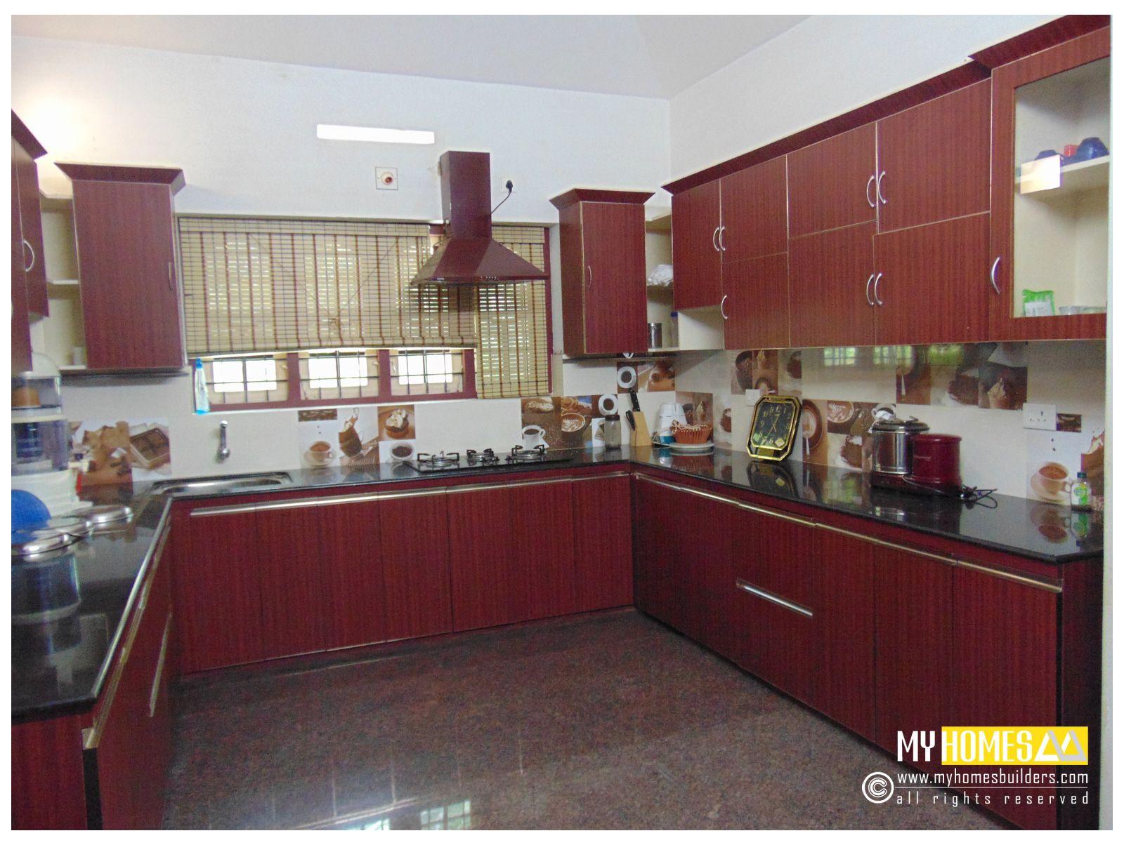 New Model Kitchen Design Kerala