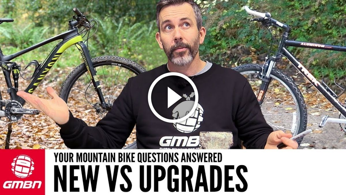 Watch Should You Buy A New Bike Or Upgrade Your Old One