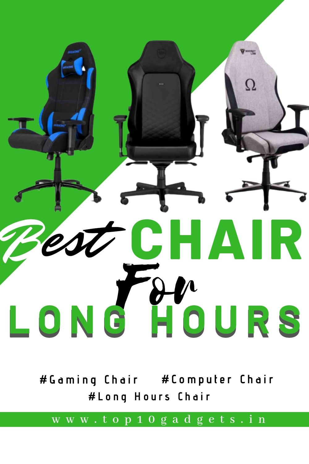 Best computer chair for long hours buying guide review