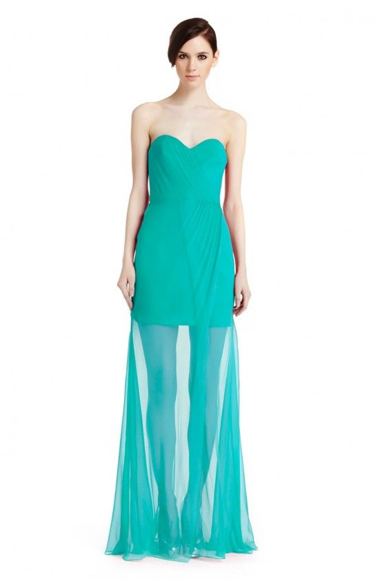 Gisele Gown #erinfetherston