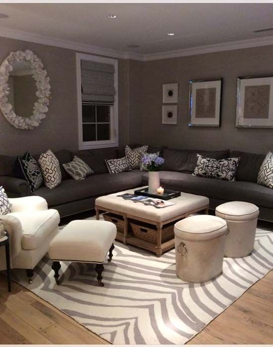 Living Room Ideas of this Week Luxury and Elegance Taupe living