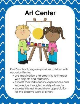 Preschool Center Signs | Classroom | Preschool center signs ...