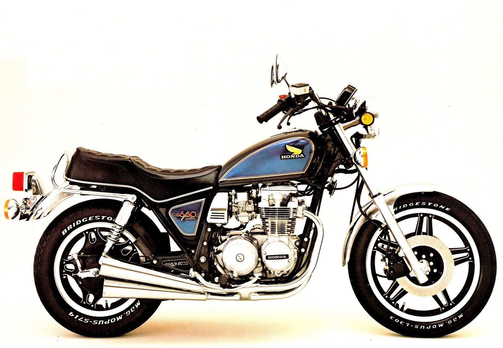 Honda Cb650c Custom 1981 Honda Bikes Vintage Honda Motorcycles Classic Motorcycles [ 1108 x 1600 Pixel ]