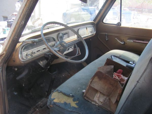 1961 corvair truck rampside rat rod hot rod | Cars trucks ...