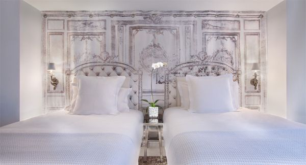 the much anticipated sls hotel in south beach is now accepting rh pinterest com
