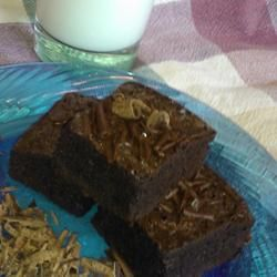 Royal Chocolate Brownies