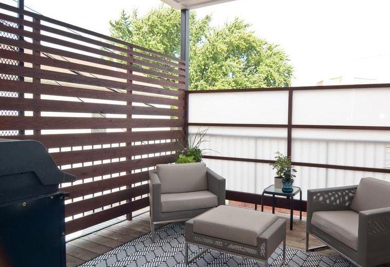 Terrazas cubiertas decoracion y diseño - 48 ideas Cubiertas