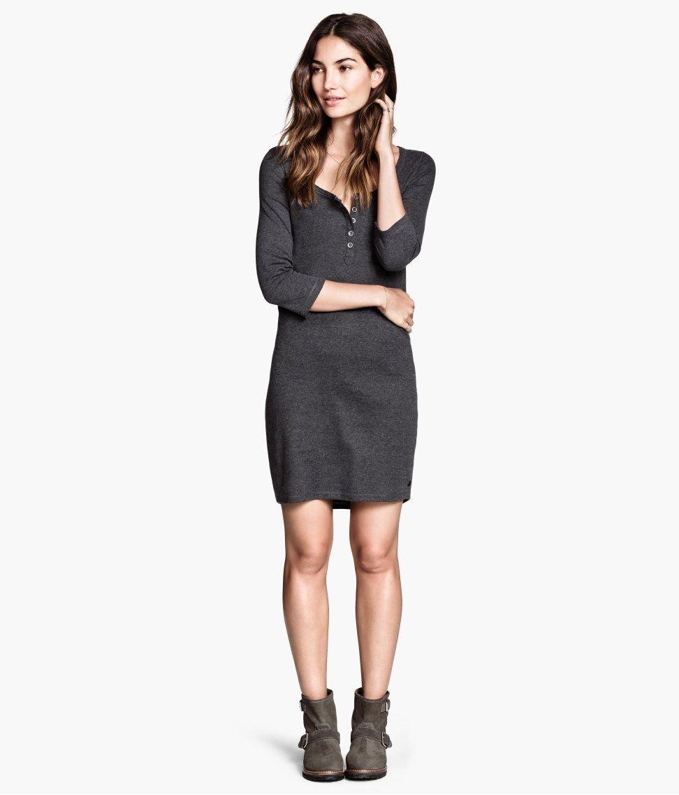 Product Detail   H&M DE   Modestil, Mode, Jersey-kleider
