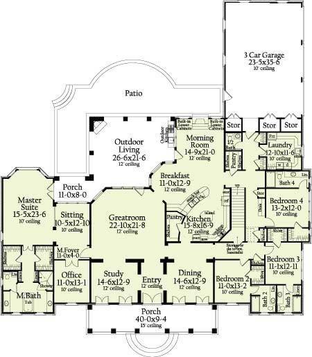 Plan 62118V House, Future and Future house