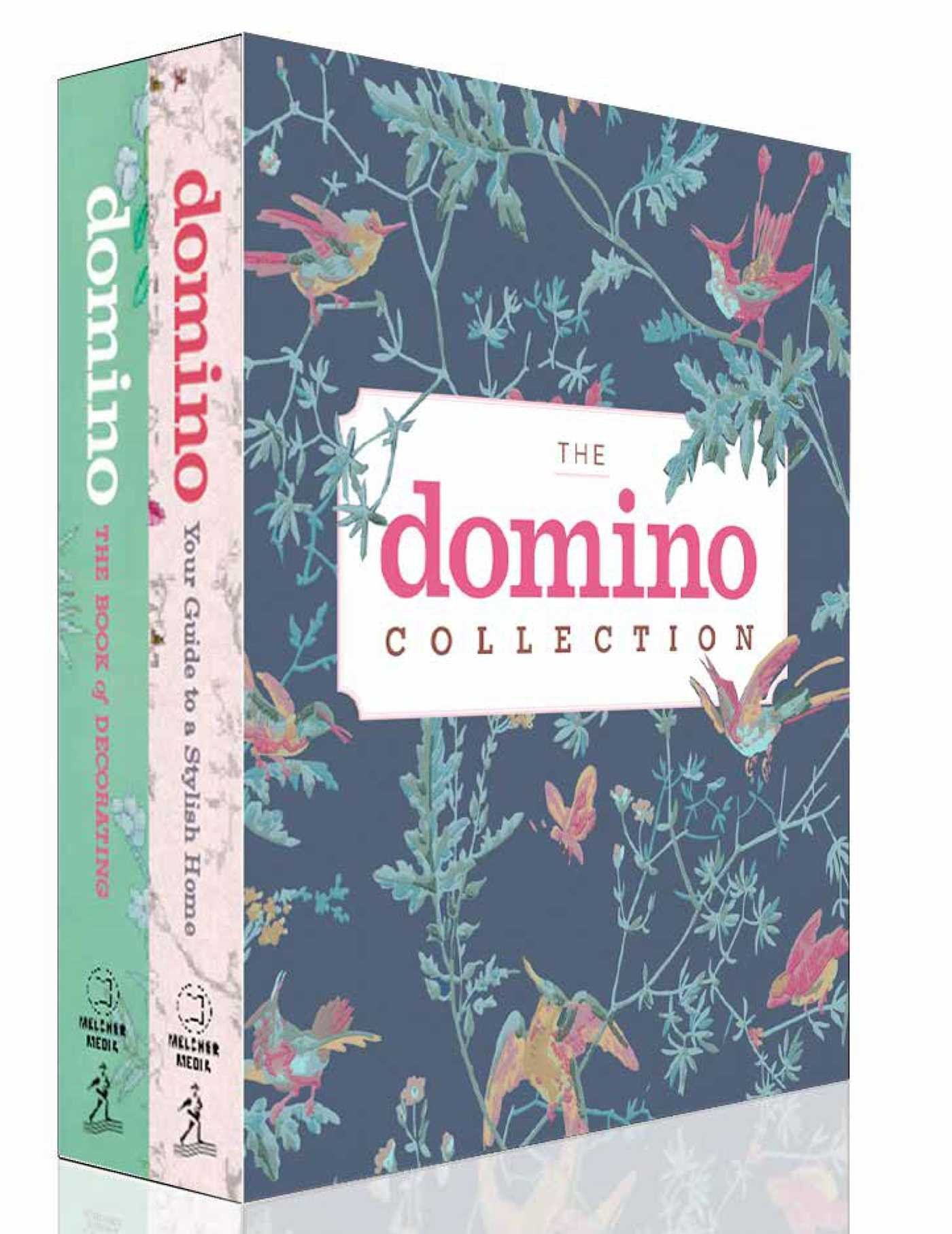 The Domino Decorating Books Set