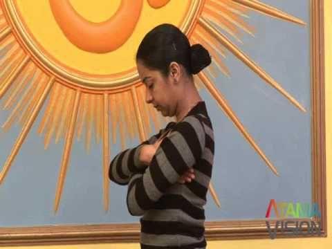 learn yoga in english breath balancing pose padadirasana