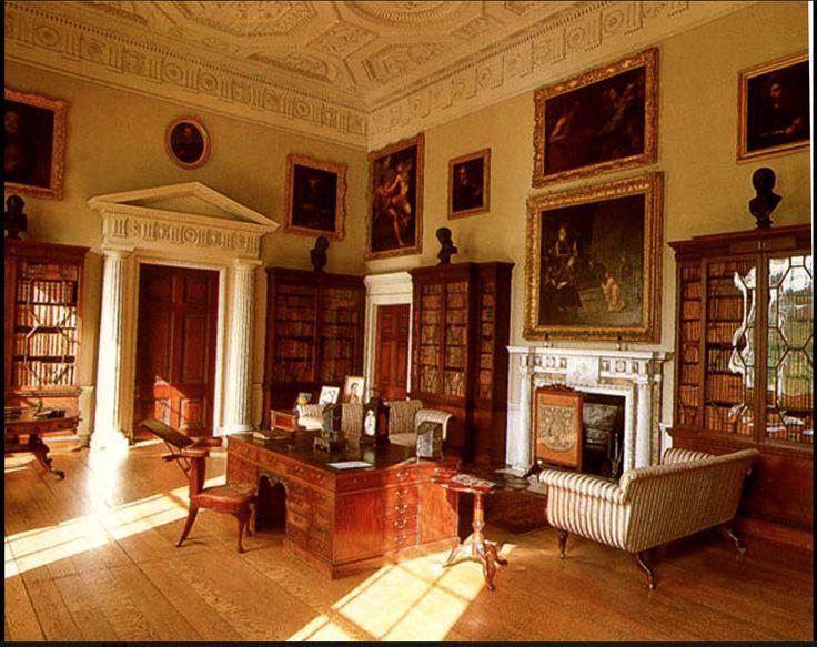 Anmer Hall Interior Google Search