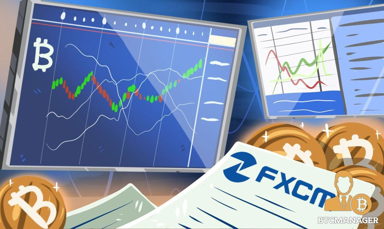 Forex Capital Markets Fxcm A London Based Global Foreign Exchange Brokerage Has Joined The Bitcoin Bandwagon Just Like Some Of Its Compeors In