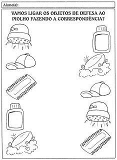 Sequencia Didatica Higiene E Saude Para Criancas Atividades