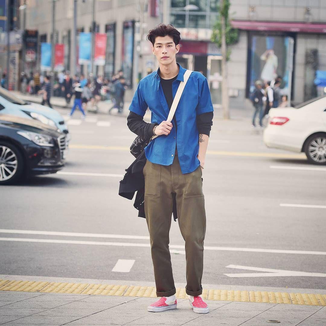 Street Style  Model 방태은  #street #streetstyle #streetfashion #men #menswear #instafashion #ootd #outfit #model #style #스트릿패션 #데일리룩 #데일리 #패션 #스타일 #ensorcelant by ensorcelant