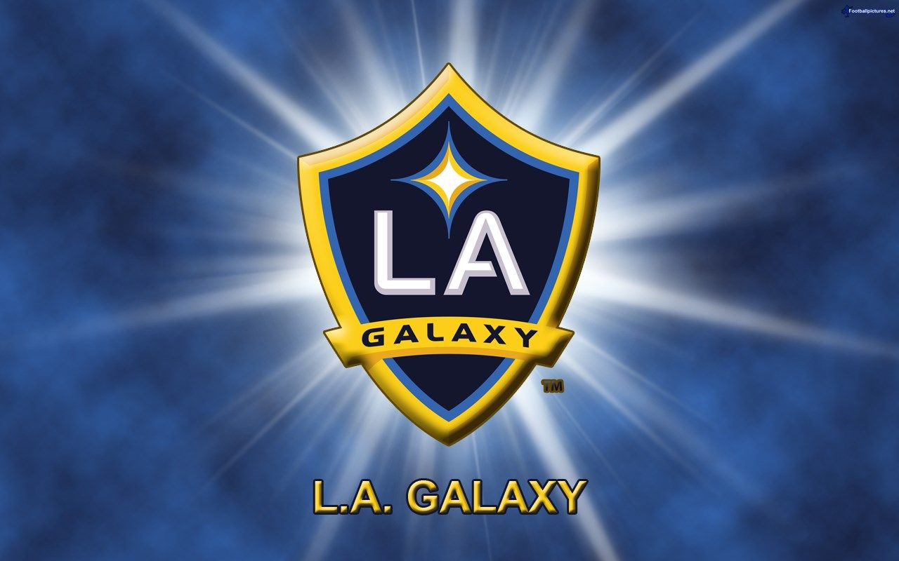 Los Angeles Galaxy Wallpaper Hd Futebol Poster Ilustracoes