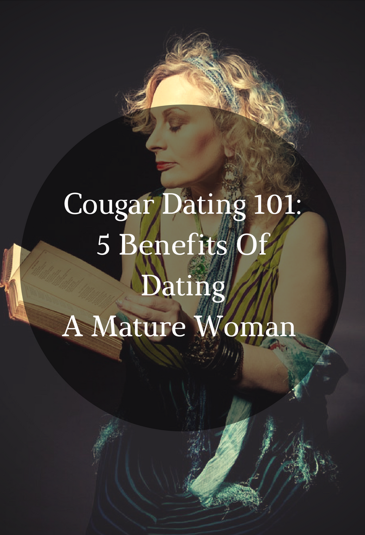 Cougar dating trend