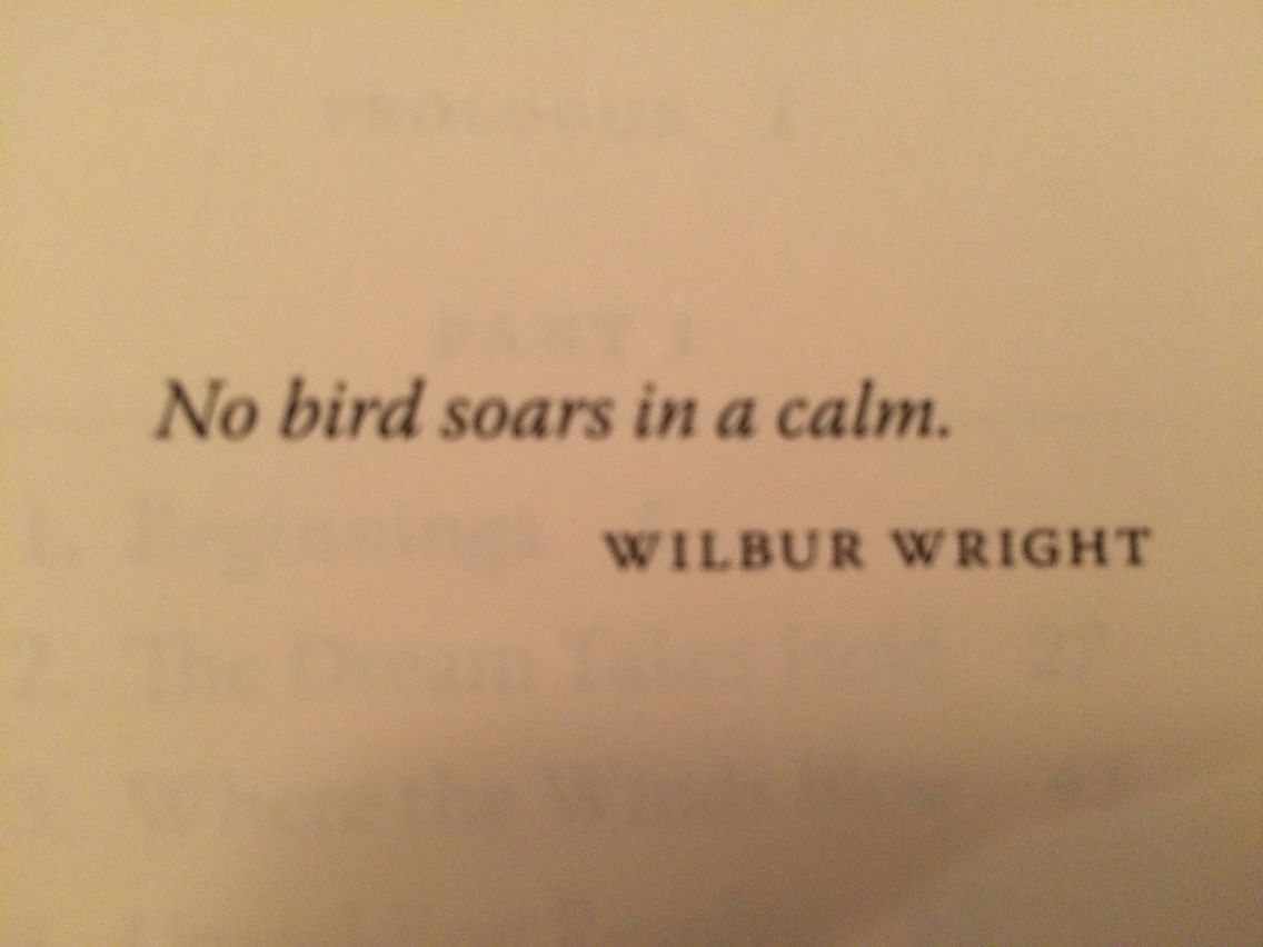 The Wright Brothers Quotes Overleaf The Wright Brothersdavid Mccullough  Quotes .