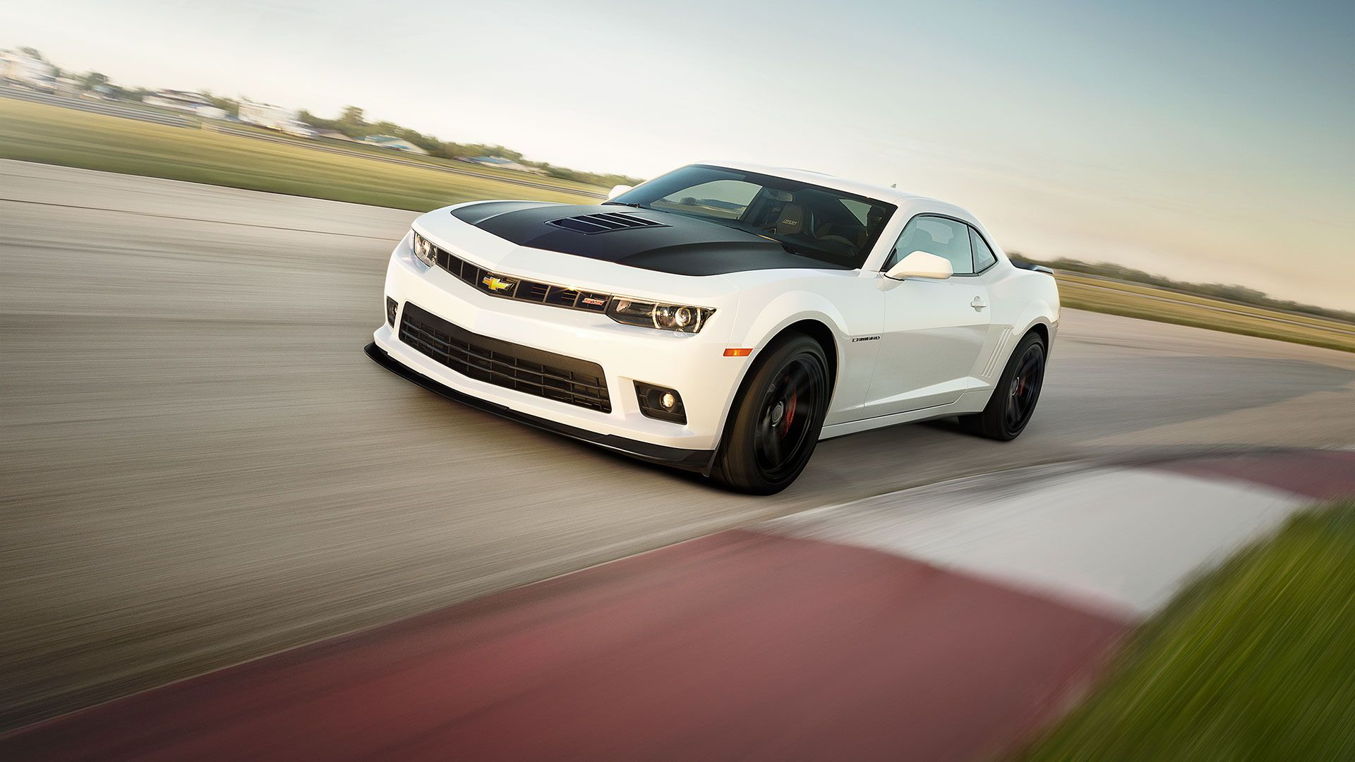 2015 Camaro 2SS 1LE package