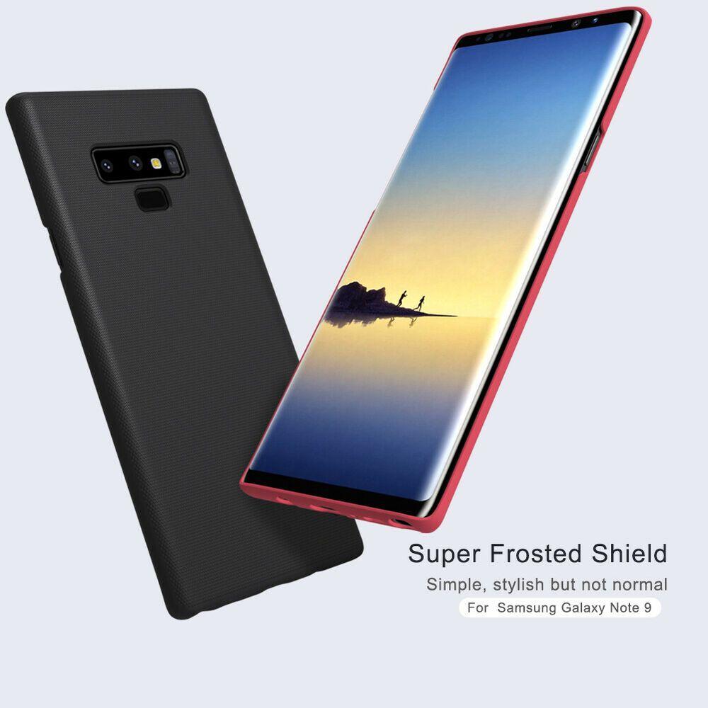 For Samsung Note 9 Nerkin Scrub Shield Phone Case #afflink