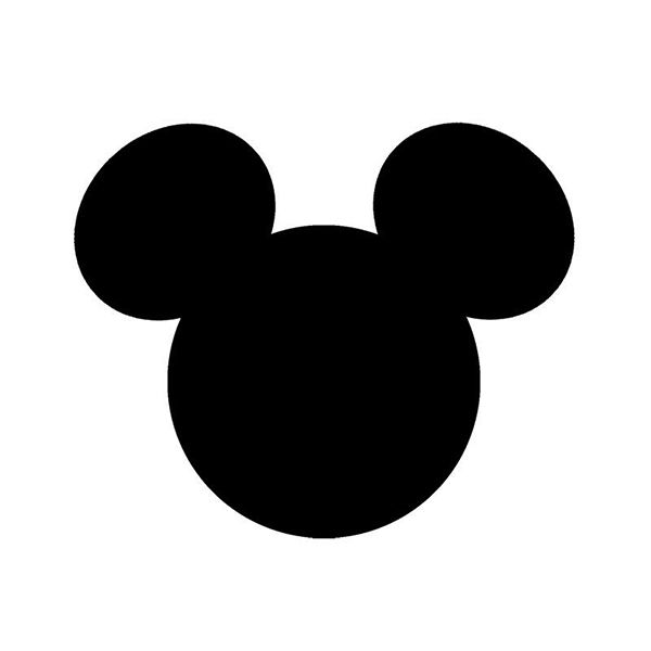 Mickey Mouse Ears Icon Disney Animallogo Logo Icons