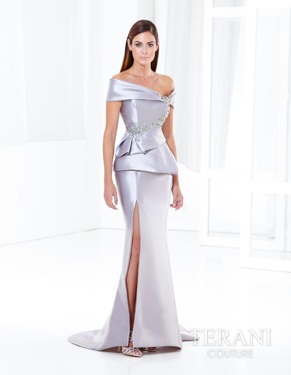 e19213bf267 Terani Evenings E3778 Terani Couture Evening Amanda-Lina s Sposa Boutique -  Wedding Gowns