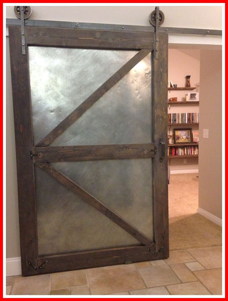 89 Reference Of Barn Door Metal Diy In 2020 Garage Door Design Barn Door Barn Door Designs