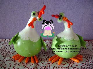 CABAÇAS DECORADAS | Rakell Art's Kids                              …