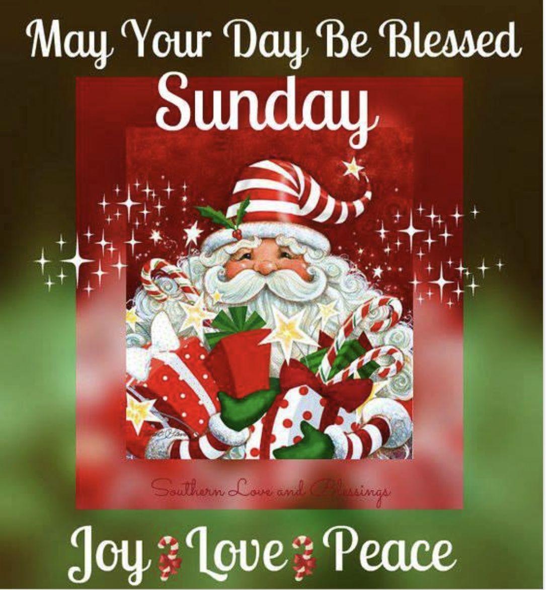 Holiday Sunday Blessings Morning Blessings Pinterest Sunday
