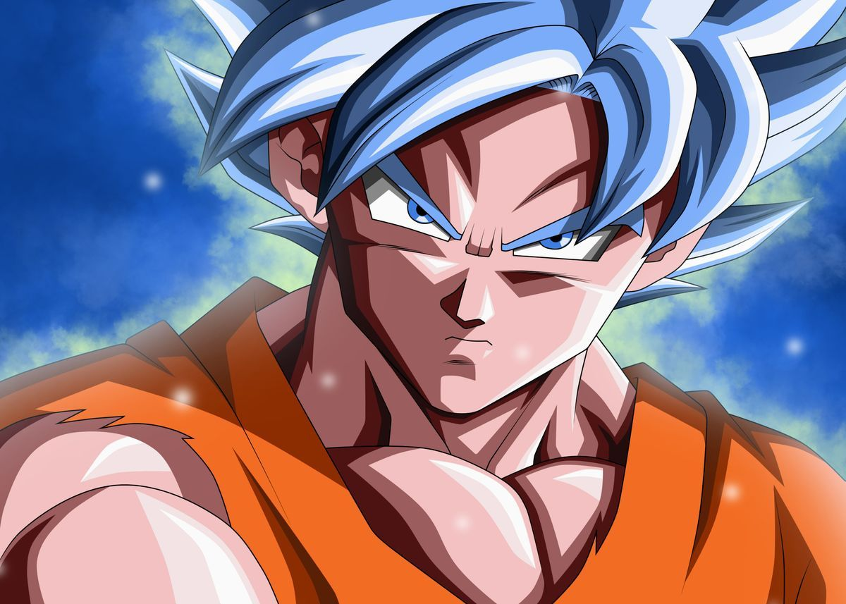 Dragon Ball Super Poster By Melton Displate In 2021 Dragon Ball Super Wallpapers Anime Dragon Ball Dragon Ball Super