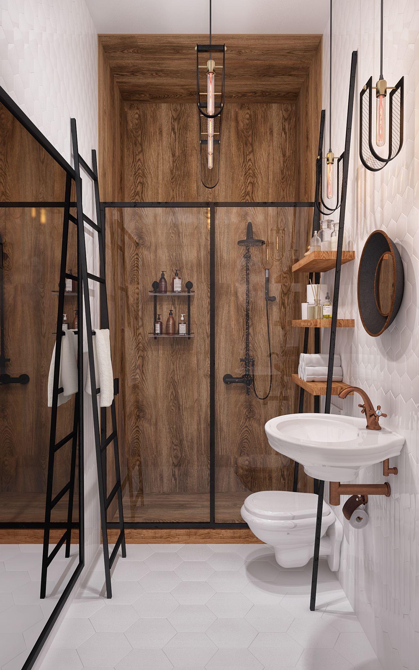 浴室設計 精選48款浴室設計實例照片分享 衛浴乾溼分離設計推薦