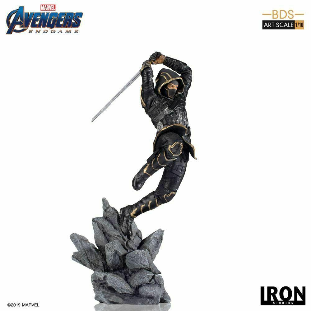 Marvel Aquaman Art Scale 1//10 25 cm Statua IRON STUDIOS
