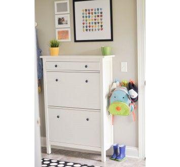 Ikea hemnes shoe cabinet want it einrichtungsideen pinterest - Wohnzimmermobel ikea ...