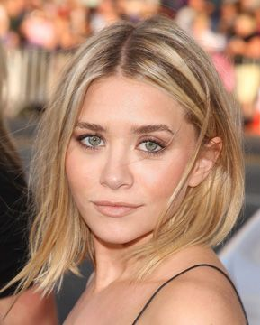 Like the Soft Summers, the Soft Autumns were split into a Lighter and Darker version:  Soft Autumn Light  Celebrity - Ashley Olsen  (warm undertones, more muted than clear, light intensity)
