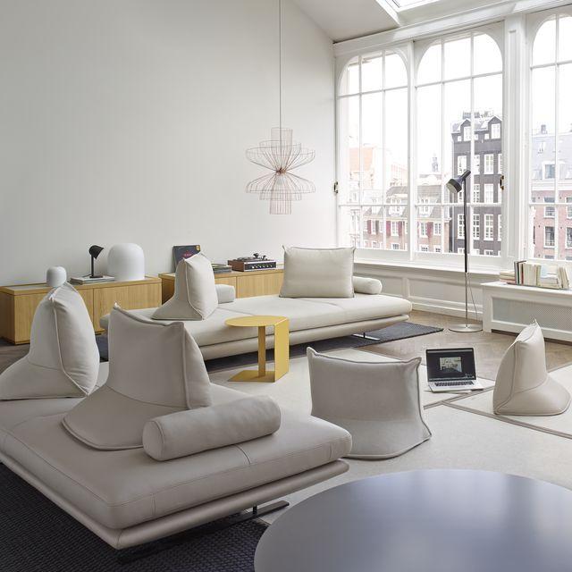 Prado Christian Werner Cinna Mobilier Contemporain Decoration Loft Mobilier