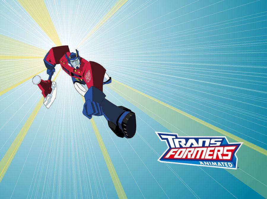 Transformers Animated Desktops by ~glovestudios on deviantART