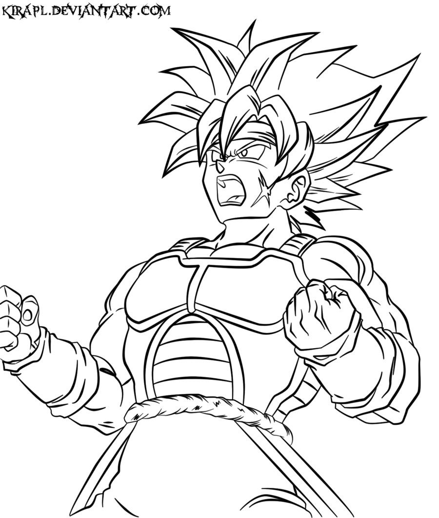 24 Best Photo Of Dragon Ball Super Coloring Pages Anime Drawing