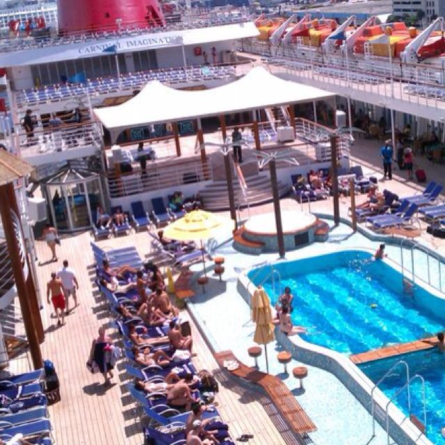 Carnival Imagination Carnival Cruise Pinterest