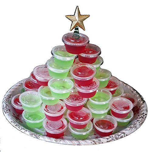 Jolly Rancher Christmas Tree Jell-o Shot Kit Bundle
