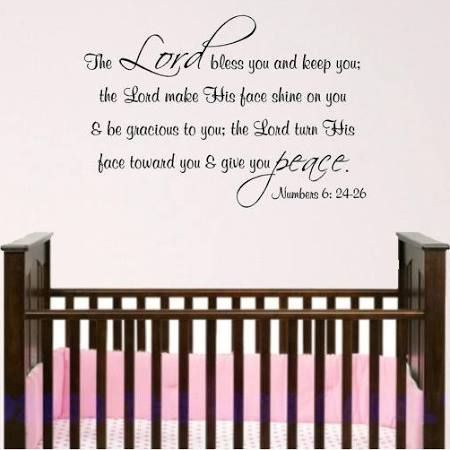 wall scripture decals - Google Search